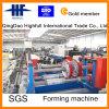 Automatische galvanisierte Stahlbildenmaschine für Kabel-Tellersegment
