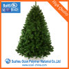 Película verde del PVC para la Navidad artificial Trees&Leaves