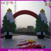 Arco gonfiabile dell'albero della decorazione calda di natale