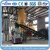 Yulongの縦のリングは米の殻、わら、木製の餌Machine/Pellet Press/Pelletの製造所を停止する