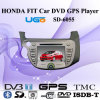 GPS Player van UGO Car DVD voor Special New Honda Fit (BR-6055)