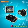 Perseguidor da navegação do carro do GPS com câmera, verificação do combustível, software de seguimento livre