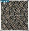 Ventes chaudes tissu neuf de lacet de 2016 ans pour le tissu nuptiale de lacet de réseau de robe de vêtement