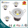 DEL Downlight Chine Manufacturer 6W-45wrecessed DEL Downlight Dim Dimmable Downlight DEL