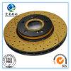 Rotor de frein à disque d'OEM adapté pour les voitures automatiques ISO9001
