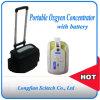 Concentratore dell'ossigeno della batteria per viaggiare