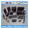 Usine en aluminium de descente de la Chine de profil d'extrusion de la chaleur de bonne qualité