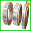 Gestempelschnittener Kennsatz-Vinylaufkleber-anhaftender Schild-Aufkleber