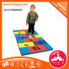 Оборудование игры пусковой площадки номера малышей воспитательное мягкое для сбывания