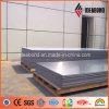 Plaque externe métallique d'aluminium d'enduit de couleur