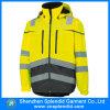 고품질 높은 Visbility 사려깊은 남자 기관자전차 재킷