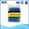 PlastikWall Plug Anchor Kit mit Screws