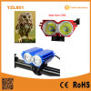 Multi Function CREE T6 10W Super Power Bike Lamp (YZL801)