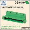 Pluggable разъем терминальных блоков Ll2edgrkp-7.5/7.62