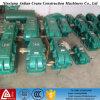 De duurzame Elektro Aangepaste Motoren van de Aandrijving Systemen voor Kranen Jzq/Zq400
