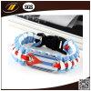Hotsale Plastic Buckle Paracord Bracelet con Logo Engraved (HJ6062)