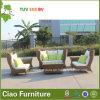Sofà di vimini della mobilia del sofà del patio moderno esterno stabilito del rattan (CF1000)