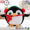 Cadeau mou de Noël de pingouin rond de peluche le beau badine le jouet En71