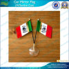 National Flag Car Flag with Suction Cup (M-NF24F03010)