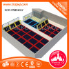 Большое крытое Trampoline Bed Outdoor Gymnastic Trampoline Park для Sale