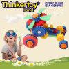 Os cabritos Buiding plástico educacional obstruem o brinquedo