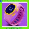GPS suivant le dispositif pour des enfants, Pedometer intelligent de montre de GPS