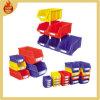Stapelbares Lager-Plastikvoorratsbehälter für Verkauf