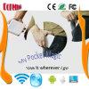 Mini théâtre portatif de cinéma de projecteur de HD LED, ordinateur portable de PC de soutien, USB \ entrée de Tfcard