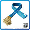 スポーツAward Silk Screen Printing Medals Ribbon、SouvenirのためのMedal Ribbon