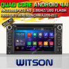 Witson Android 4.4 Car DVD Ffor KIA Cerato (Quad Core Rockchip 3188 1080P 16g ROM WiFi 3Gのインターネット(W2-F9527K)とのBefore 06) /Sportage (2004-2010年)