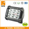 diodo emissor de luz Work Light do CREE de 18W Double Row