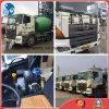 2010 camion utilisé par 6*4-LHD-Drive de mélangeur concret du Japon 6~8cbm 80%~90%-New-Tires Hino700