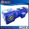 Reductor helicoidal del motor de la unidad del engranaje de gusano de la serie S para la máquina de elevación