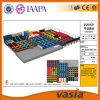 Parque interno do Trampoline do projeto novo com certificação do Ce (VS6-151209-905A-31A)
