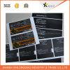 Soem-selbstklebender Drucken-Dienstleistungsunternehmen-Kennsatz-Drucker gedruckter Aufkleber