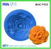 FDA Standard Rose Silicone Mold pour Soap