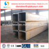 構造スチールの正方形の穏やかなカーボンによって溶接される鋼管