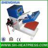 Pneumatische einzelne Station-Kennsatz-Wärme-Druckerei-Maschine