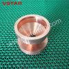Peça de bronze fazendo à máquina do CNC da elevada precisão do preço do competidor