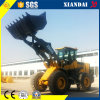 La construcción de la alta calidad de la fuente filetea el cargador Zl50 de la rueda 5ton