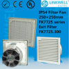 Охлаждающий вентилятор панели шкафа осевой (FK7725)