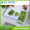 Tarjeta de corte vegetal de la cocina de la protección del medio ambiente con el cajón