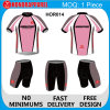 Digital Sublimation Printing Honorapparel Cycling Wear mit Neon Ink Color