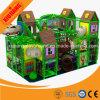CER anerkannte Plastikunterhaltungs-Park-Kind-Innenspielplatz-Gerät
