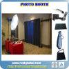 Nouveaux produits chauds ! ! ! La pipe de pièce jointe de cabine de photo et drapent le stand de rideau en stands