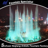 3D Music Dancing Fountain Program Control in Square