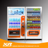 Petisco combinado & Drinks Vending Machine com 32 Inches Touch Screen