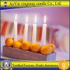 中東への長い燃焼時間の白い蝋燭