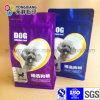 Maßnahrung- für HaustiereKunststoffgehäuse-Beutel mit flacher Unterseite