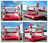 2015 castelo de salto Bouncy inflável barato quente, Trampoline inflável do Bouncer do ar, balões de ar